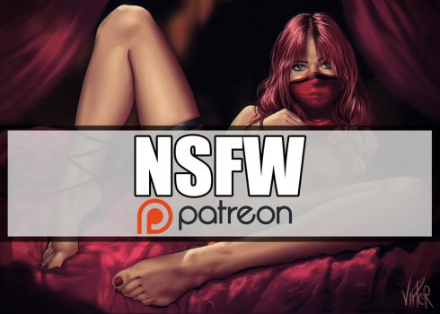 Skarlet NSFW Preview by ViiPerArt
