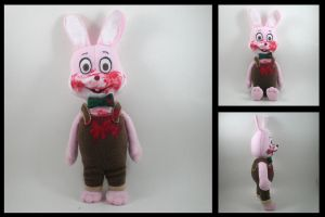 Silent Hill - Robbie plush by eitanya
