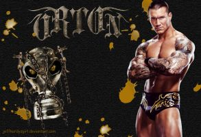 Randy Orton Wallpaper by KymmieCup