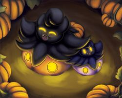 Pumpkaboos by Hexabeast
