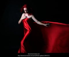 Red silk 15 by faestock
