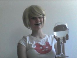 Rose Lalonde by CuTeCuMbErR