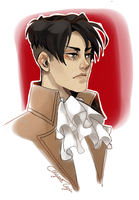 Rivaille by AlyssaTye