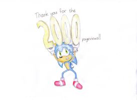 Thanks for the 2,000 pageviews by StefanTheHedgehog