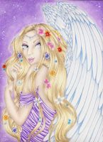 Mischevious Angel by Chalaya