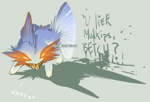 Mudkip by blix-it