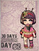 .: 30Days Adoptable Challenge - Day 05 {Open!} :. by Biiiscoito