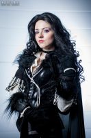 Yennefer of Vengerberg by Almost-Human-Cosband