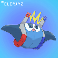 085: Elerayz by SteveO126