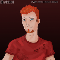 TWD Ruscoe OC - Lee's Second Chance by Crazyb2000