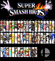 Super Smash Bros for Wii U and 3ds 10th Update by SmashLegacy