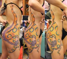 Octopus WIP by asussman
