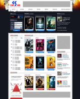 Web Cine Cinesur by lKaos