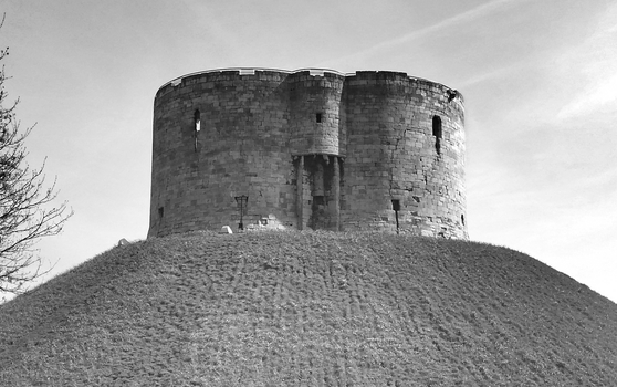Clifford's Tower by RicksCafe