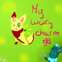 Loon's lucky charm by lemoncave