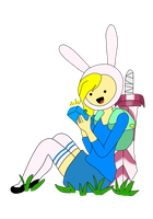 Fionna *-* by PhinbellaPawer