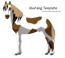 Adoptable mustang 4 CLOSED by petshop101