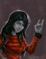 Marceline - Rawk by Taylor-payton