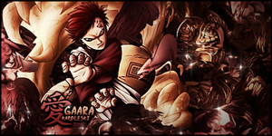 Gaara C4D's by Karoleski