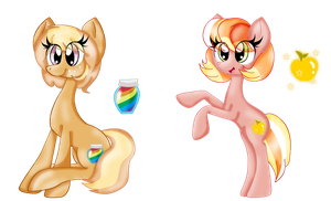 DTA Entry Apple Sisters by xXFluffyBishXx