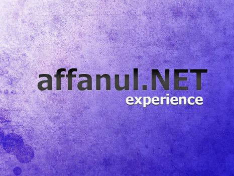 affanul experience by affanul