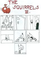 The Squirrels 3 by Smashinator
