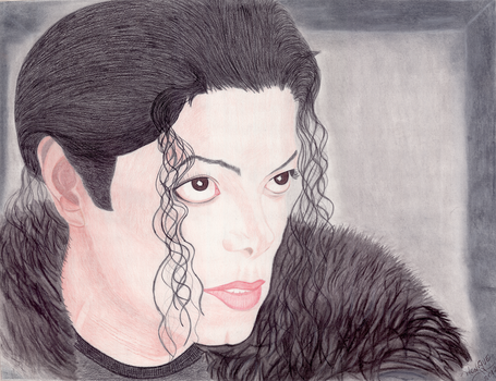 Michael300 by momosdrawing