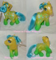 TAF G3 Bubbles Custom Pony by mayanbutterfly