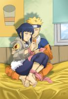 naruhina by susinell