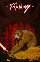 Sith Monkey by TimKelly