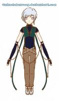 Zhenon Rare: Improved Outfit Help? (Vote) by Ninetalesroxy