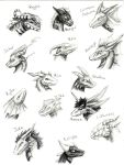 Gifty sketches by Leithster