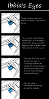 Ibbia's Eyes Color by Demon-Soul-King