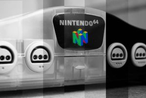 Nintendo 64 by theOllieJolly
