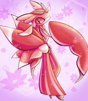Lurantis by Goosebumps-Fan57