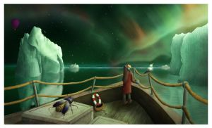 The Golden Compass by sugarpixie10988