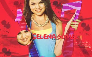 Wall Selena by Nereditions