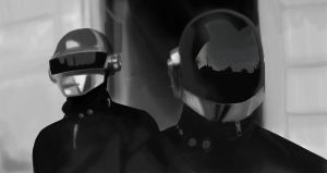 Daft Punk Electroma by Lappy74