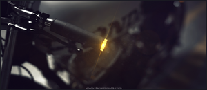 Bratstyle Motorcycle#3 by Cerebrate