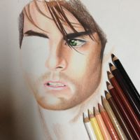 WIP: Tom Cruise Vanilla Sky by pseppy1