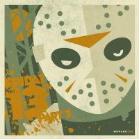 friday the 13th part 3 square by strongstuff