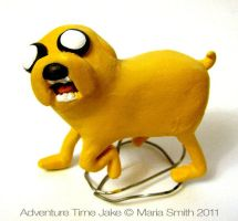 Jake the Dog by chat-noir