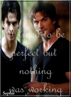 Damon Salvatore Pic by SophieTheVampire