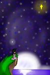 My starry Night Fail ;3 by MadDucky76105