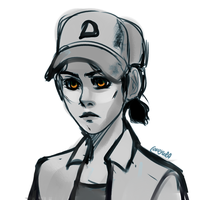 older clem sketch by conoyura