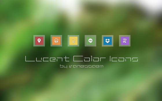 Lucent Color Icons by vanessaem