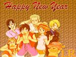 Happy New Year ._2009_. by XxXme-4-everXxX