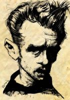 James Dean by Parpa