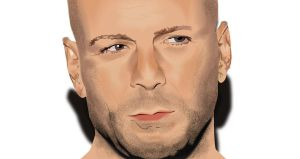 Celebrity Vector - Bruce Willis by EmmaEsme