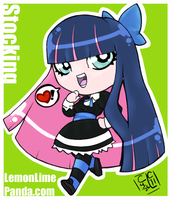 Stocking by LemonLimePanda